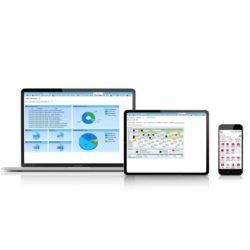 AVERO Geräteübersicht Software