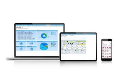 AVERO Software Displays