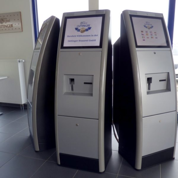 Self-Check-In Terminal