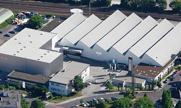 Isolite Firmengebäude