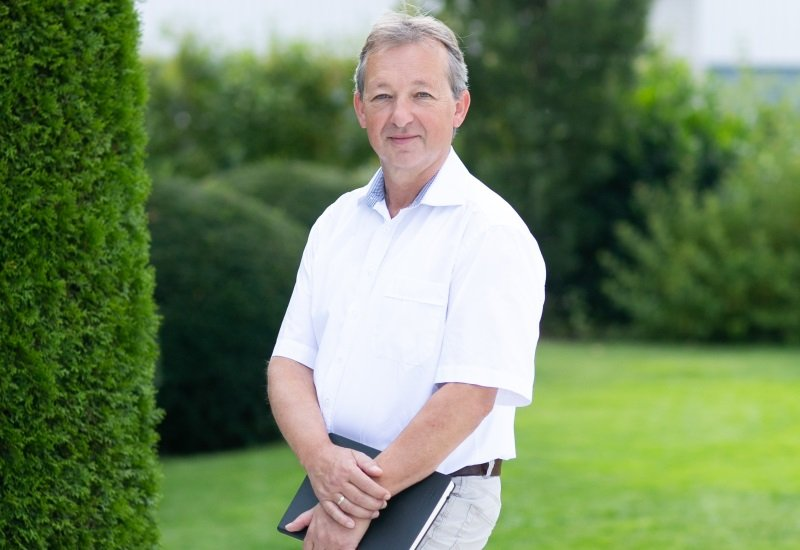 Wolfgang Volz, Geschäftsführer digital ZEIT GmbH