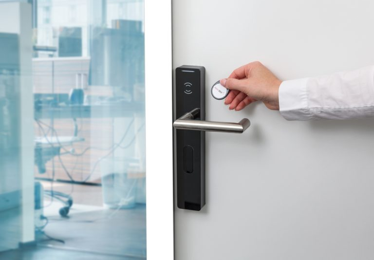 Digitale Schließsysteme für mehr Sicherheit und Flexibilität