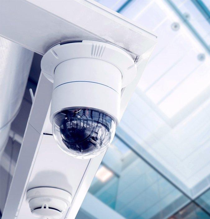 Videoüberwachung für noch mehr Sicherheit auf Ihrem Firmengelände